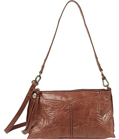 The Sak Silverlake 3-in-1 Crossbody (Teak Leaf Embossed) Handbags