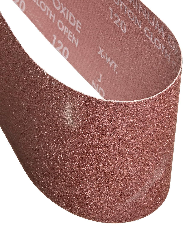 Norton 07660702068 Portable Abrasive Inventory cleanup selling sale Belt Fiber Backing online shopping Cotton