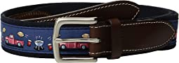 Vineyard Vines - Tailgate Canvas Club Belt