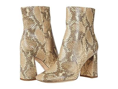 Sam Edelman Codie (Wheat Multi Exotic Snake Print) Women