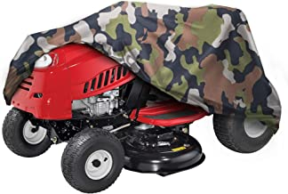 NEXCOVER Riding Lawn Mower Cover-Fits Decks up to 56