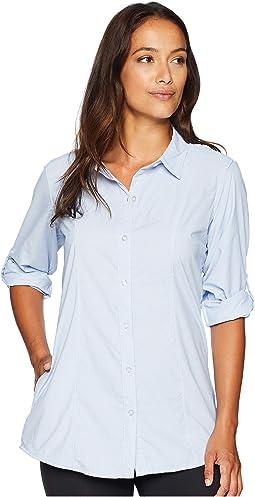 BugsAway® Zeta Stripe Long Sleeve Shirt