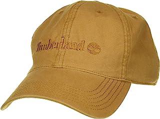 قبعة من القماش القطني للرجال مطبوع عليها Southport Beach بحزام خلفي ذاتي وقبعة إغلاق معدنية