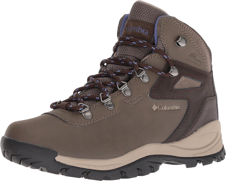 Columbia Woherrar Newton Ridge Plus Wide Hiking skor