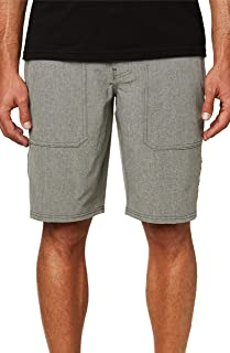 O'Neill Men's Water Resistant Hybrid Walk Short, 20 Inch...