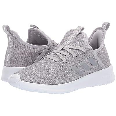 adidas Kids Cloudfoam Pure (Little Kid/Big Kid) (Grey Two/Silver Metallic/Footwear White) Kid