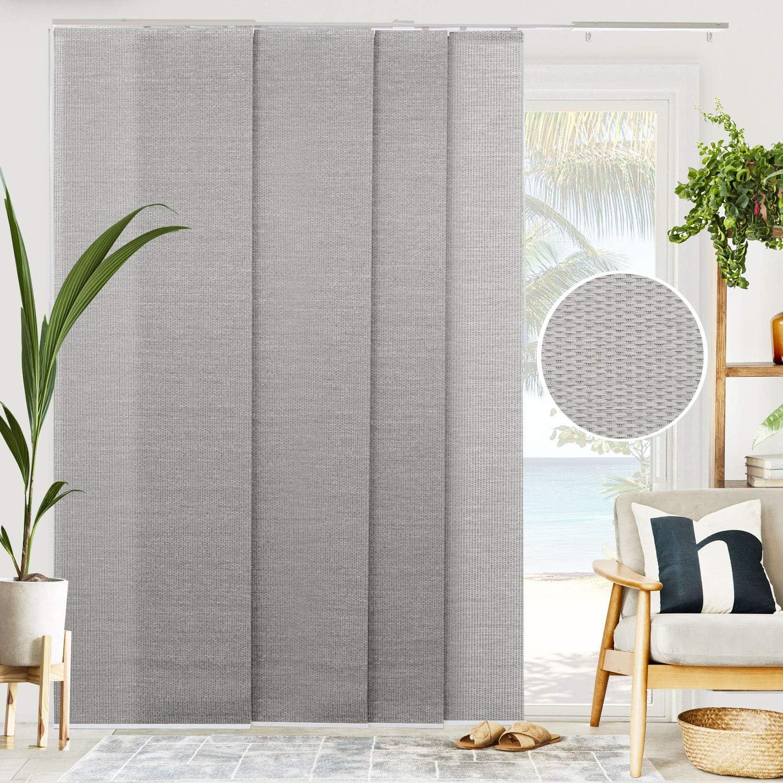 CHICOLOGY Vertical Dedication Blinds Room New popularity f Door Divider