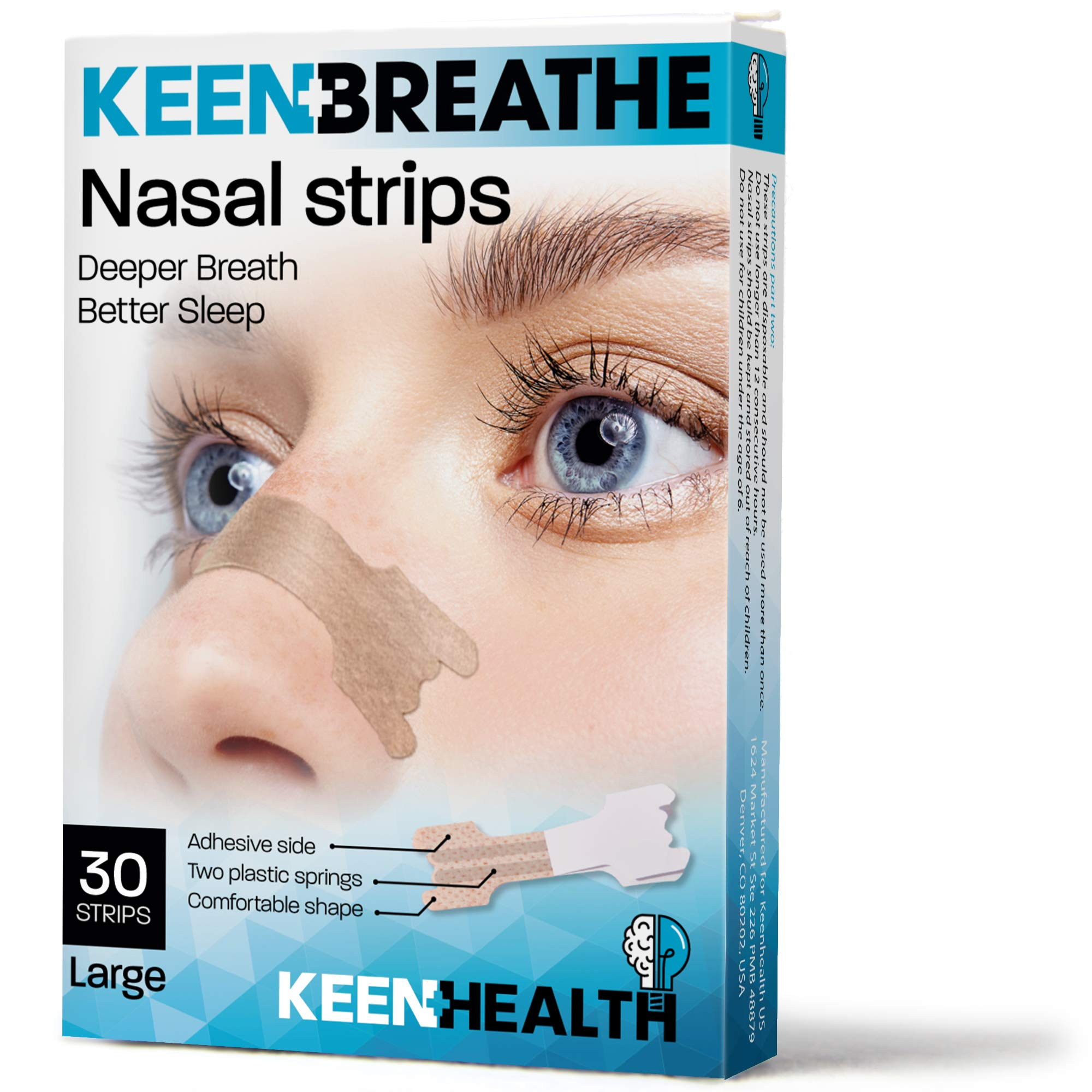 Snoring Solution Congestion Anti Snoring Keenhealth