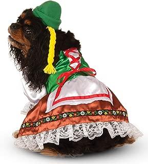Rubie's Costume Company Oktoberfest Sweety Pet Suit