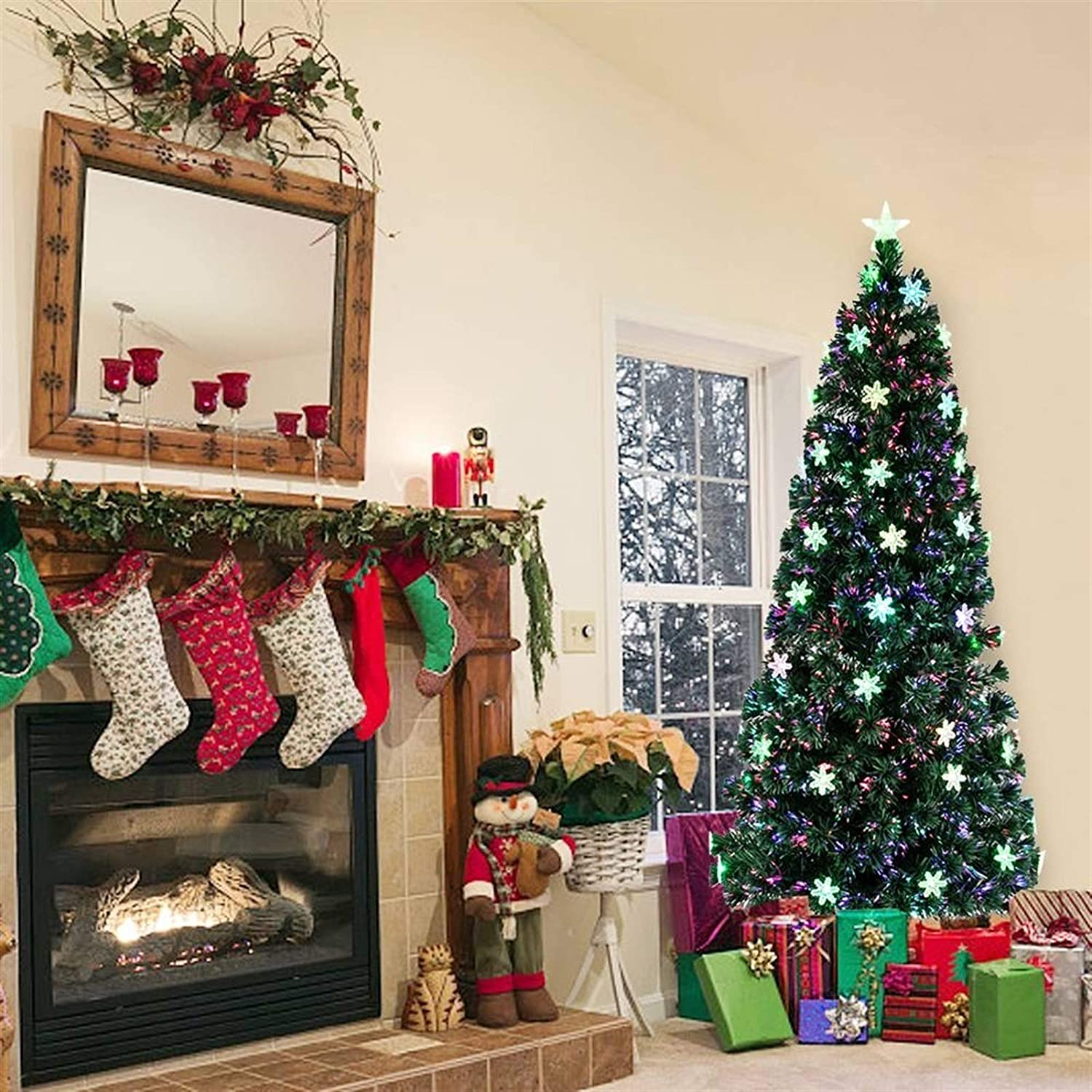 LGXXYF Ranking TOP19 Now free shipping Artificial Christmas Tree with Full Metal