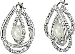 Swarovski - Free Pierced Earrings