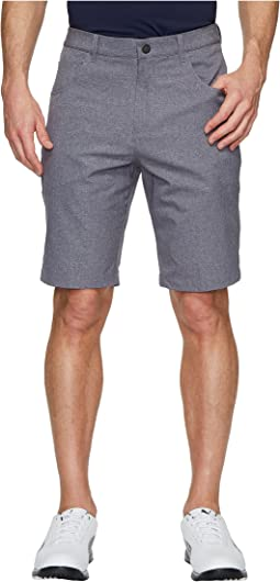 PUMA Golf - Heather Six-Pocket Shorts