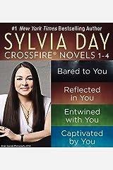 Sylvia Day Crossfire Novels 1-4 Kindle Edition