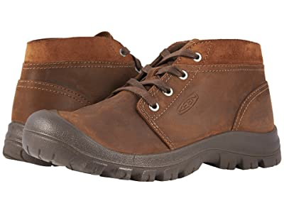 Keen Grayson Chukka (Mid Brown/Scylum) Men