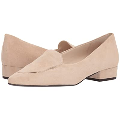 Cole Haan G.OS Leah Skimmer (Nude Suede) Women