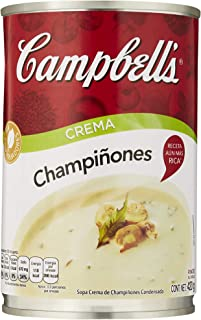 Campbells Crema Champiñon, 420 g