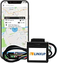 Linxup LPWAS1 Wired GPS Tracker with Real time 3G GPS Tracking, Car/Truck Tracking Device and Locator, No Contracts