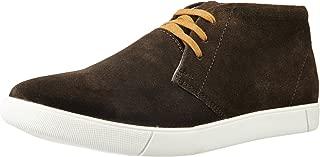 Footin Men's Leather Sneakers