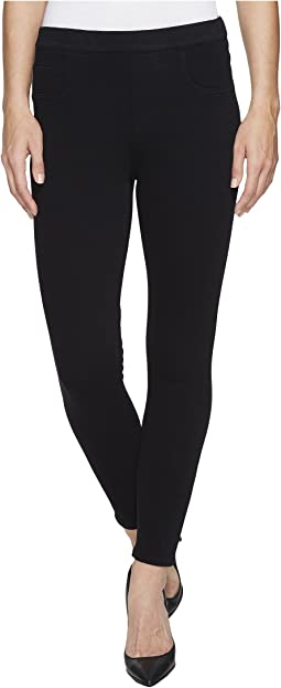 Spanx Cut & Sew Cropped Knit Leggings