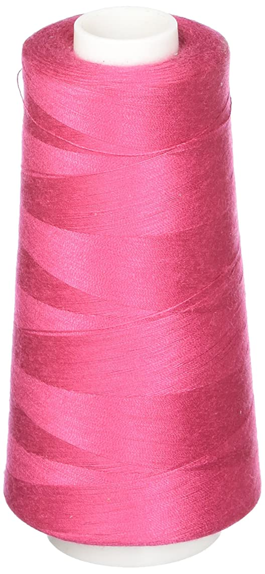 Coats Surelock Overlock Thread 3,000yd-Fuchsia