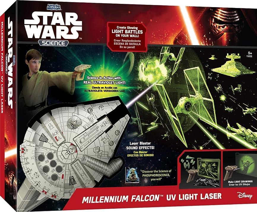 委員長コンテンポラリーストラップStar Wars Science - Millennium Falcon UV Light Laser [並行輸入品]