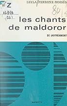 Les chants de Maldoror, de Lautréamont: Poésies, de Ducasse (French Edition)