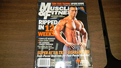 Muscle & Fitness Magazine October 2007 Ripped in 12 Weeks
