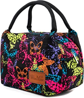 Lunch Bags for Women Insulated Lunch Box Lightweight lunch Bag Reusable Lunch Boxes Enough Space for Lunch