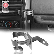 u-Box Jeep Wrangler TJ 97-06 Multi-Function Drink Cup Holder Phone Mount Bracket