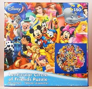 Best 5 piece circle puzzle Reviews