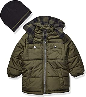 iXtreme Boys' Cut and Sew Jacket W/Gift