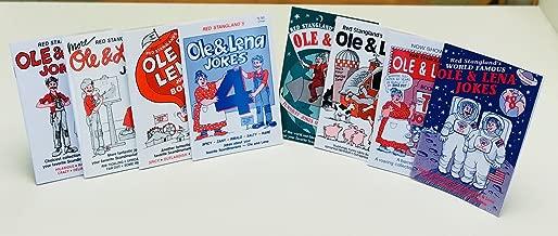 Ole & Lena Joke Books - #1 - #8