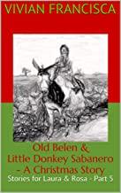 Old Belen & Little Donkey Sabanero - A Christmas Story: Stories for Laura & Rosa - Part 5