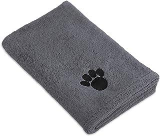 BIO Dry DII Microfiber Pet Bath Toow، فوق العاده جذب و ماشین قابل شستشو برای سگ های کوچک، متوسط، بزرگ و گربه
