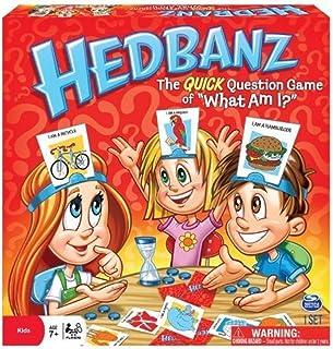 DistiKem(TM) HedBanz Game - Edition may vary