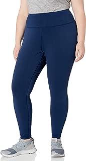 Amazon Essentials Women's Plus Size Performance High-Rise Full-Length Legging, Navy, 6X