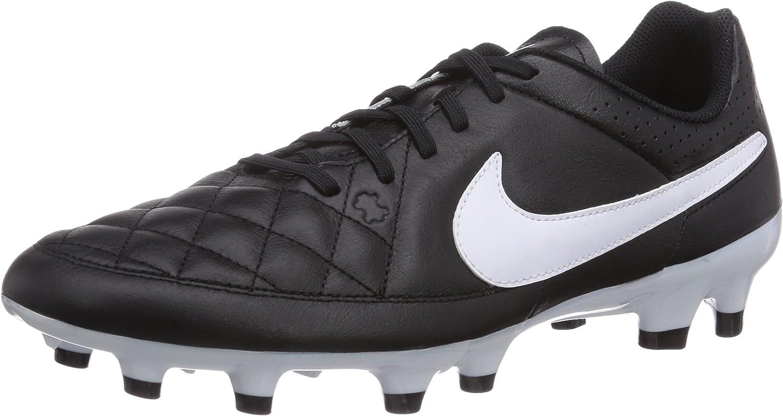 Nike Men's Tiempo Genio Leather FG Soccer Cleat