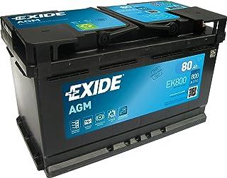 Exide EK800 AGM bilbatteri typ 110/115 (3 års garanti)