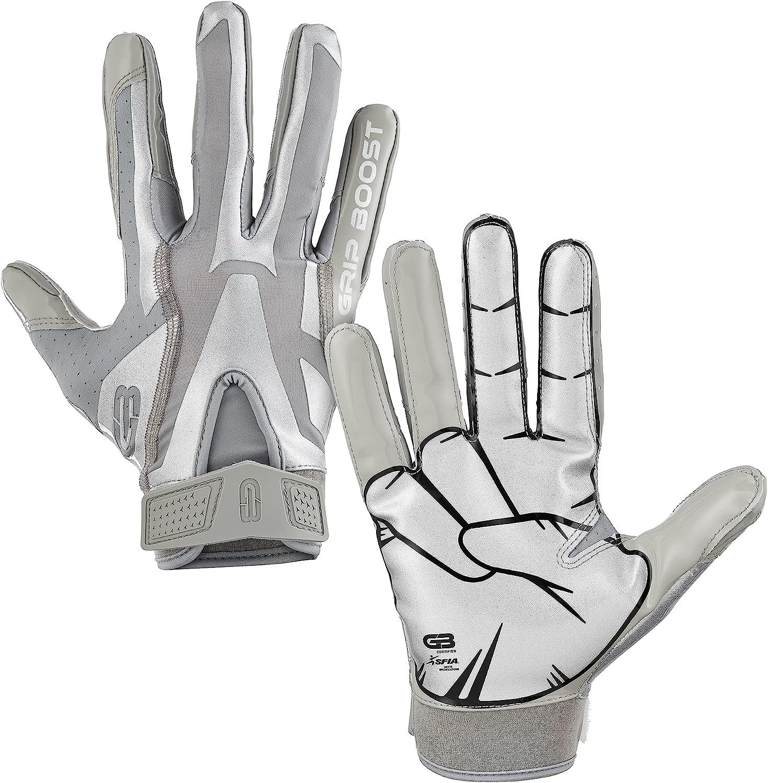 2021 autumn and winter new Grip Boost Peace Shaka Hook Football Pro 'Em Gloves online shop Elite