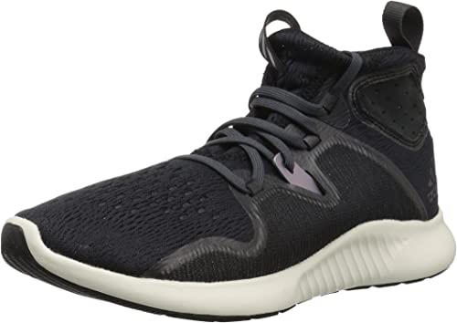 Adidas Wohommes Edgebounce Mid FonctionneHommest chaussures, chaussures, chaussures, noir Carbon Cloud blanc, 8 M US a23