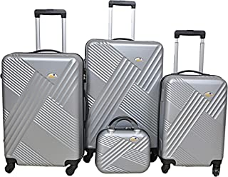 New Travel BR860/4P spinner luggage, 74 cm