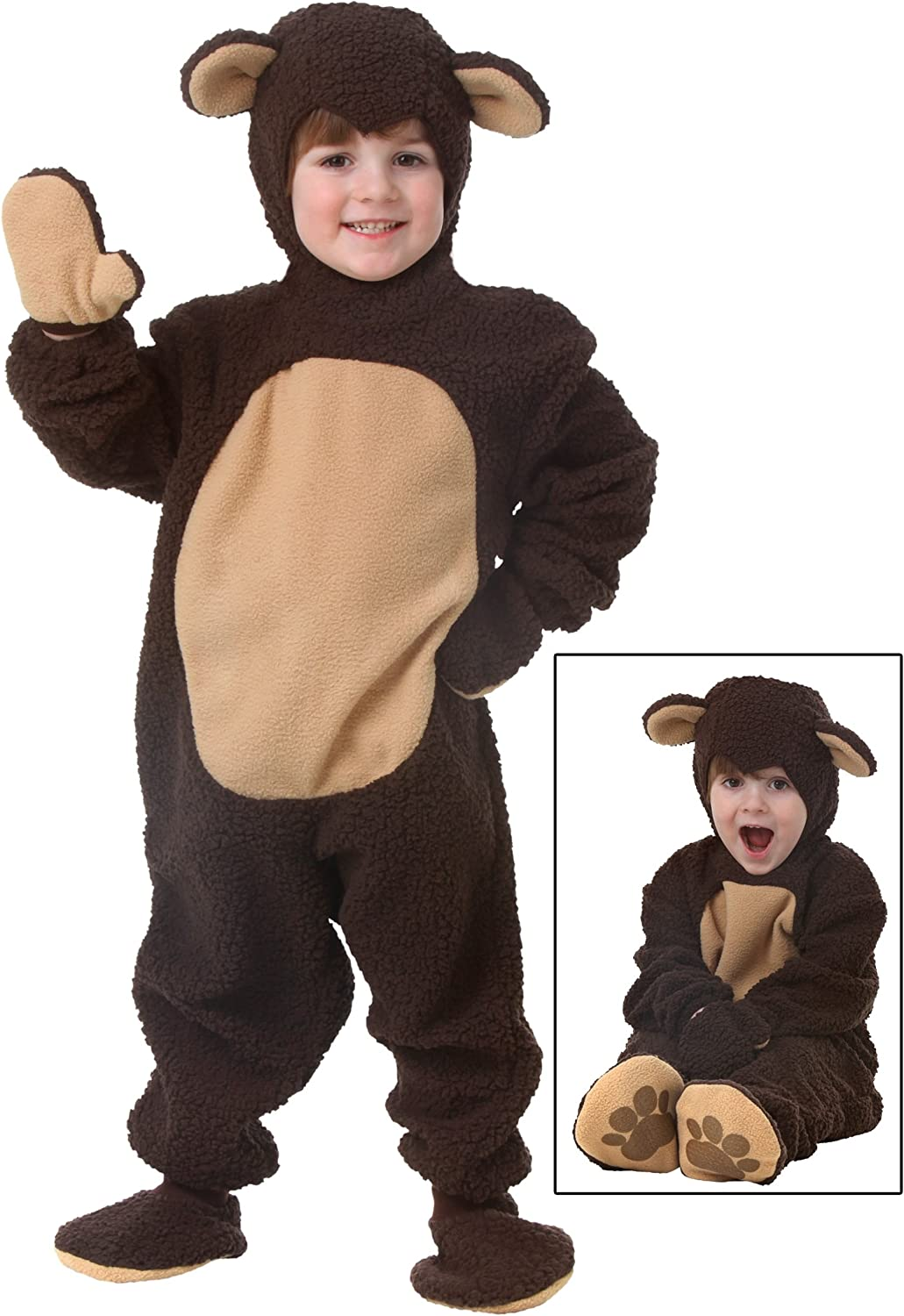 Fun Our shop most popular Costumes Toddler Bear Kids Special Campaign Costume for Teddy