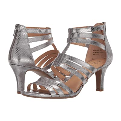 A2 by Aerosoles Pastel (Silver Snake) Women