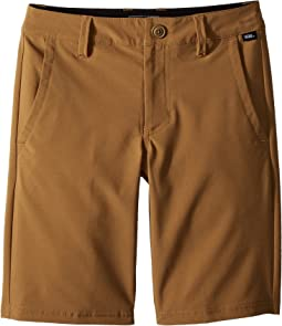 Vans Kids - Authentic Decksider Boardshorts (Little Kids/Big Kids)