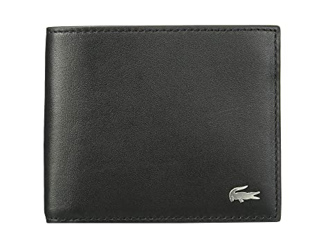 546d9303 Lacoste Large Billfold and Coin Wallet | Zappos.com