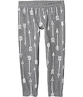 """Arrow Pants"" Cozy Knit Jogger No Side Seam (Toddler/Little Kids)"
