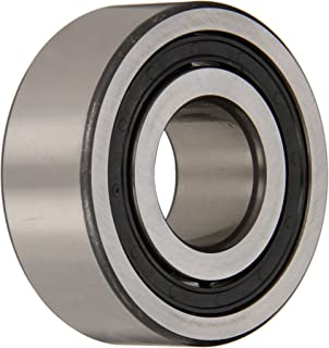 FAG NJ2208E-TVP2 Cylindrical Roller Bearing, Single Row, Straight Bore, Removable Inner Ring, Flanged, High Capacity, Normal Clearance, Metric, 40mm ID, 80mm OD, 23mm Width