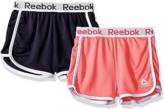 Reebok Girls' 2 Pack Pro Short Set
