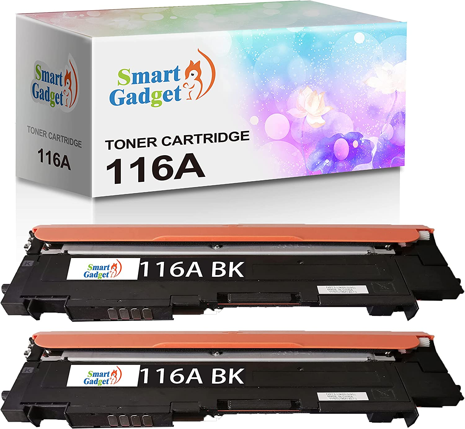 Be super welcome Smart Gadget 116A Replacement Black for Oklahoma City Mall Toner Cartridge 11 A 116