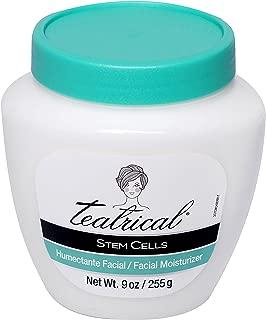 Teatrical Stem Cells Facial Moisturizer with Buddleja Stems Gx Nourishing Stem Cells 9 Oz